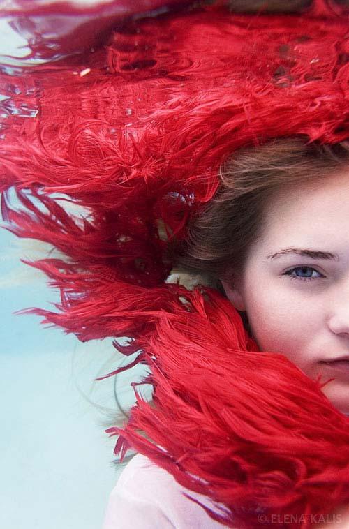Cómo combinar - fotografías bajo el agua para inspirarse