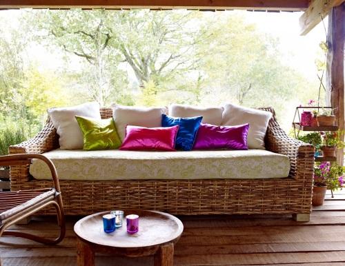 C mo decorar una casa de verano con estilo v ste tu casa for Muebles de casa