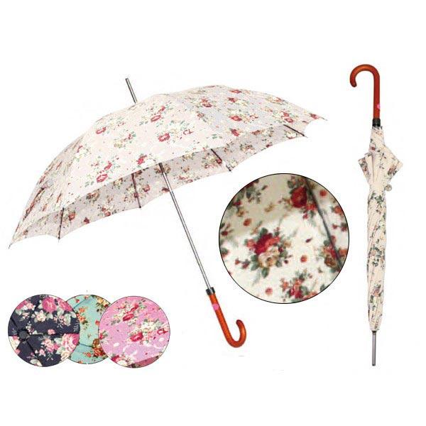 como-combinar-paraguas-flores