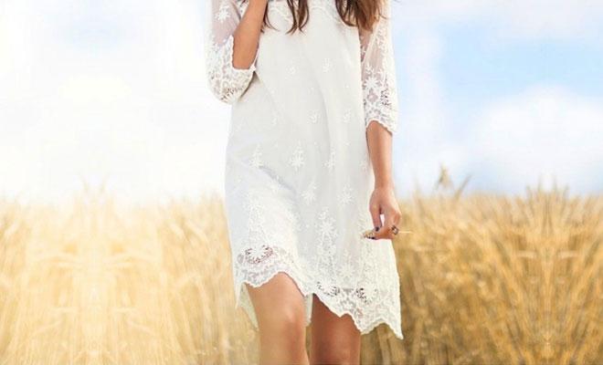 Look 100 Blanco Combinar Distintos Tonos Y Texturas De