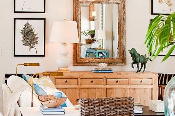 C mo decorar una casa de verano con estilo v ste tu casa - Muebles para apartamentos de playa ...
