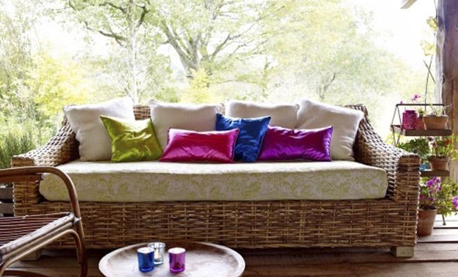 C mo decorar una casa de verano con estilo v ste tu casa for Combinar colores decoracion salon