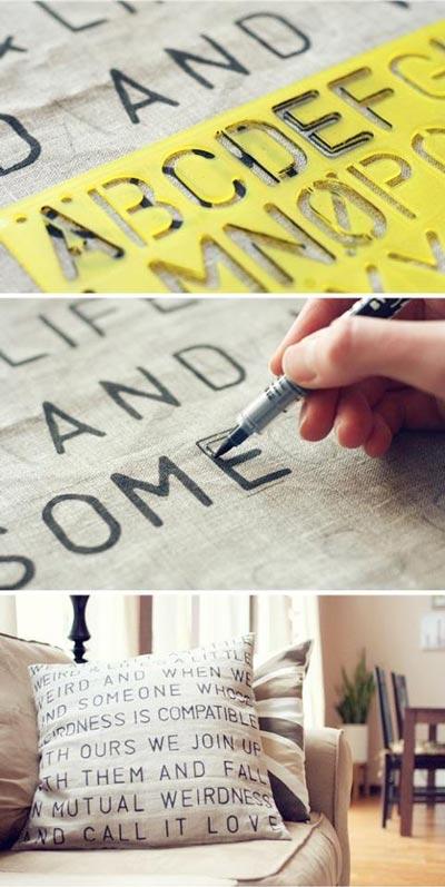 Cómo combinar - Inspiración DIY