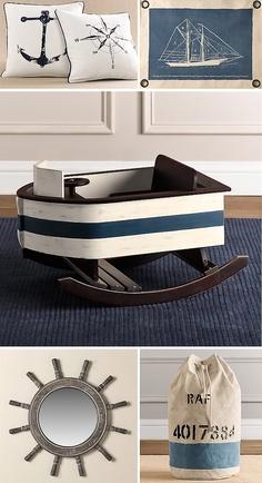 Cómo combinar - Inspiración marinera - Decoración Interior
