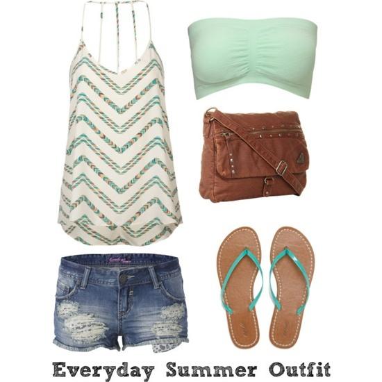 Cómo combinar un look para el verano - Color mint