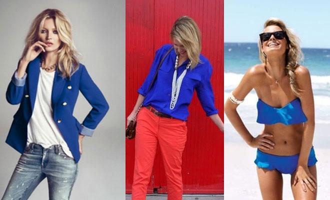 36d3f3181e2fb Azul klein  cómo combinar el color de temporada