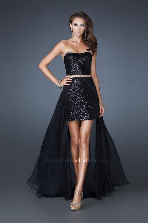 047399053 Vestidos asimetricos  el nuevo vestido largo  Inspírate para ...