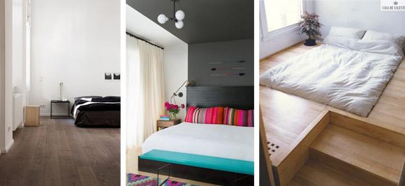 Cómo Combinar - Diseño interior - Dormitorios Modernos