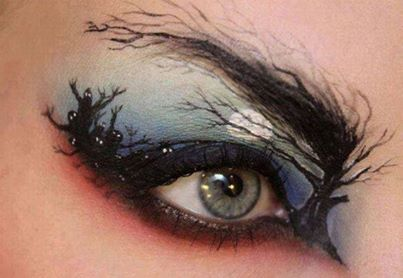 como_combinar_halloween_maquillaje