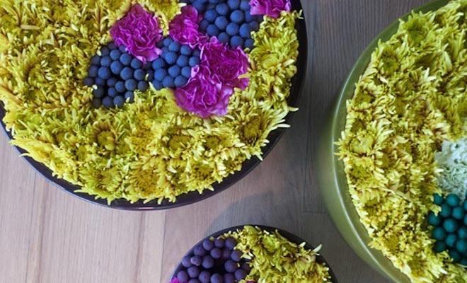 Flores de bornay combinaciones de colores preciosas - Flowers by bornay ...