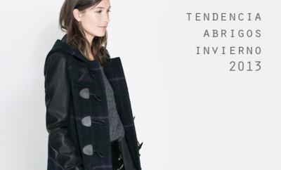 Tendencia abrigos invierno 2013