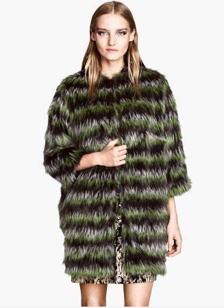 Tendencia abrigos invierno 2013 - HM