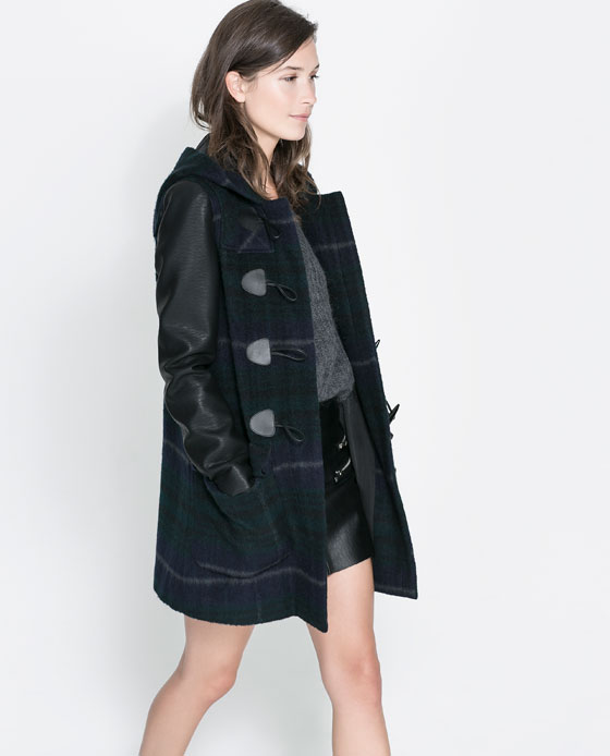Tendencia abrigos invierno 2013 - Zara
