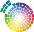 Cómo combinar colores análogos