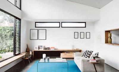 Decoración interior - Salón Comedor alfombra