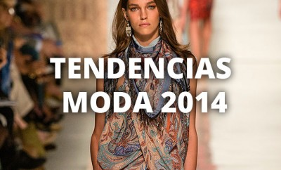 Tendencias moda 2014