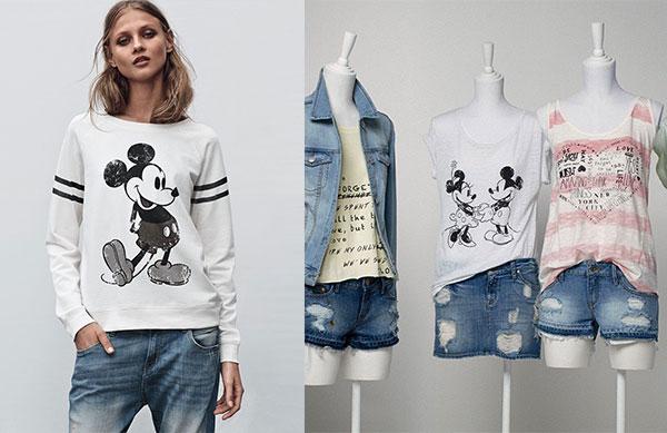 Cómo Combinar - Tendencias 2014 - Mickey Jeans