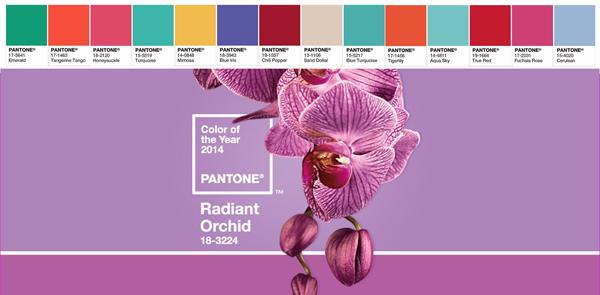 Colores tendencia Primavera Pantone Grande