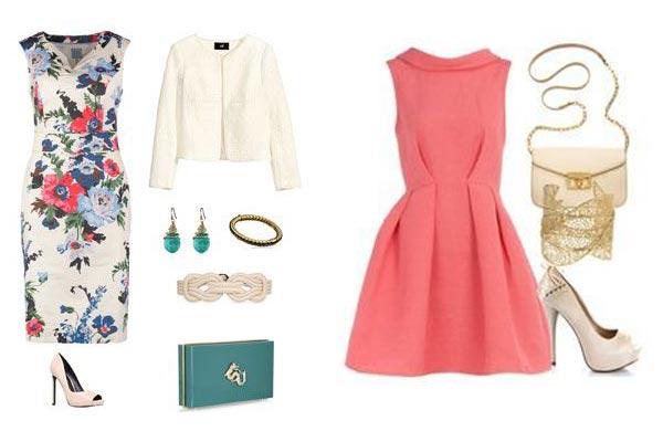 Vestido adecuado para ir a una comunion