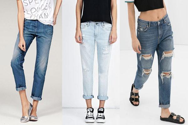 Jeans en verano
