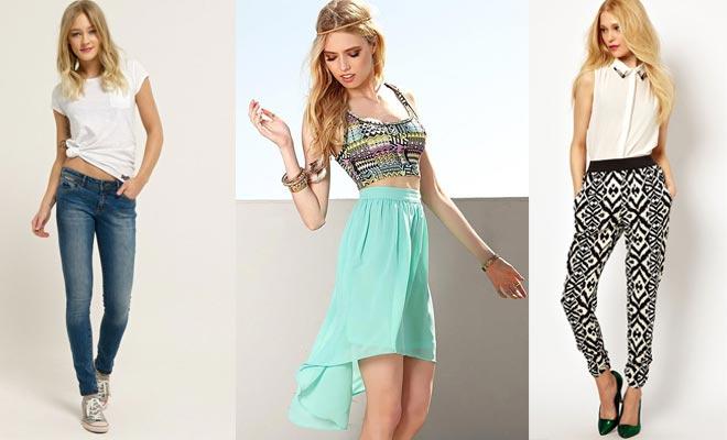 b4c2f34b5 Cómo combinar bien la ropa
