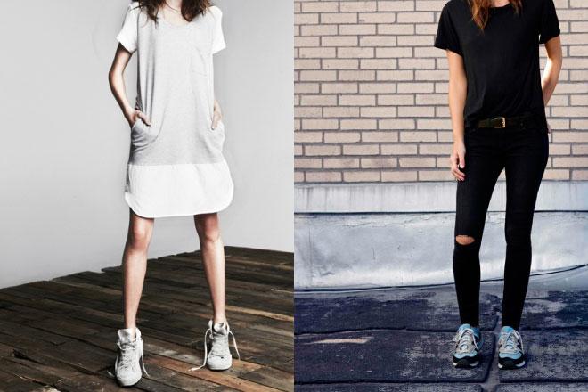 low priced c2096 3936b Combina tus zapatillas Nike con atuendos casuales y trendy