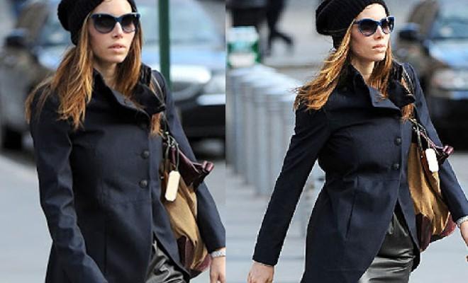 Celebrity Look - Jessica Biel