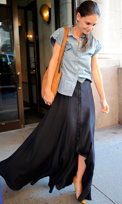 Celebrities Style - Katie Holmes