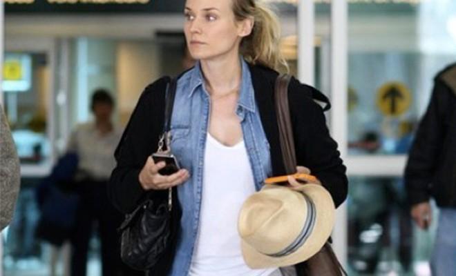 Celebrities Style - Diane Kruger