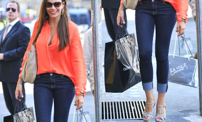Celebrities Style - Sofia Vergara