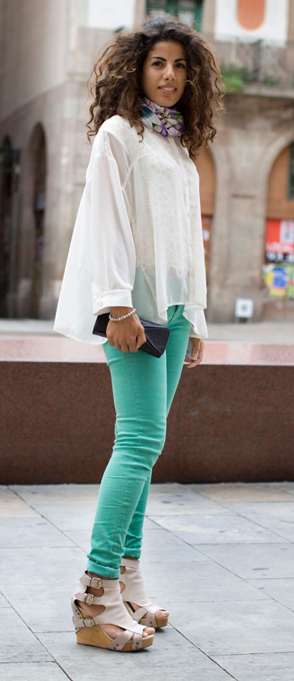 Street Style - Verde menta
