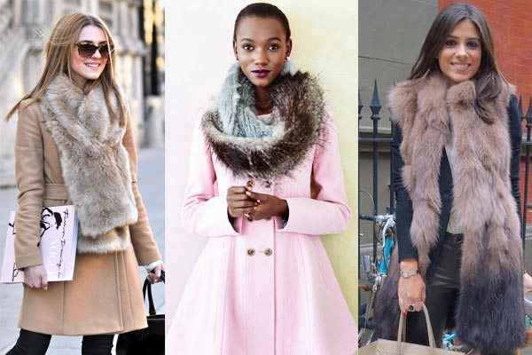 Prendas Faux Fur
