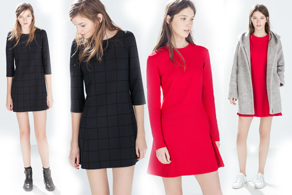 Vestidos de invierno informales