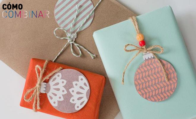 C mo envolver regalos de navidad de forma original - Ideas para envolver regalos navidenos ...