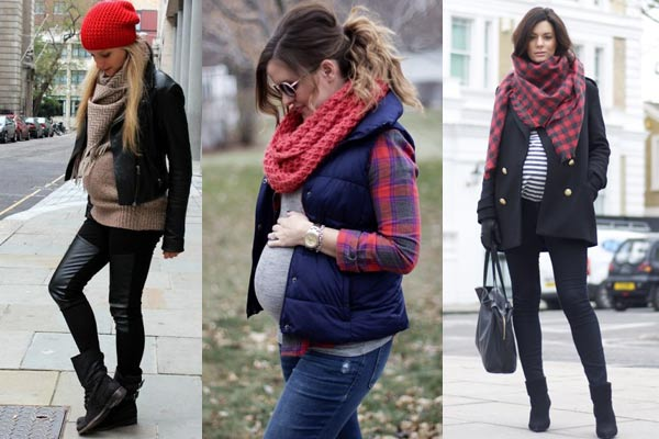 Look de embarazada