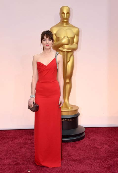 Dakota Johnson - Oscars 2015