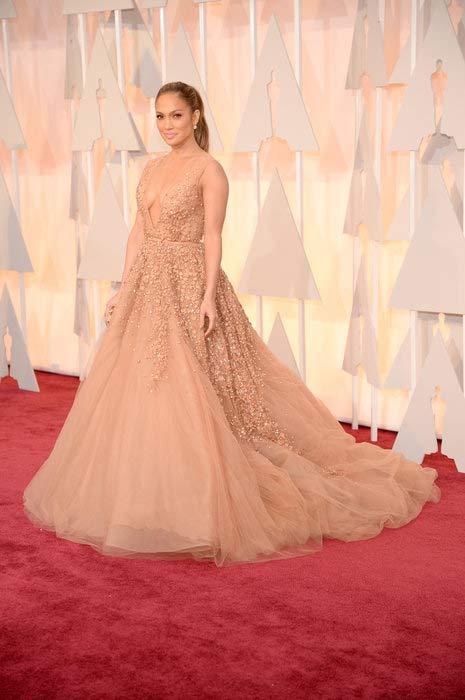 Jennifer Lopez - Oscars 2015