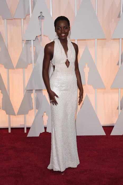 Lupita Nyong'o - Oscars 2015