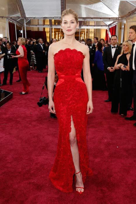 Rosamund Pike - Oscars 2015