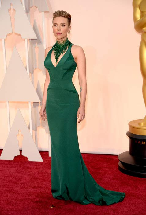 Scarlett Johansson - Oscars 2015