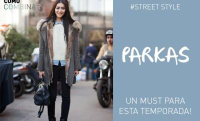 Street style - Parka