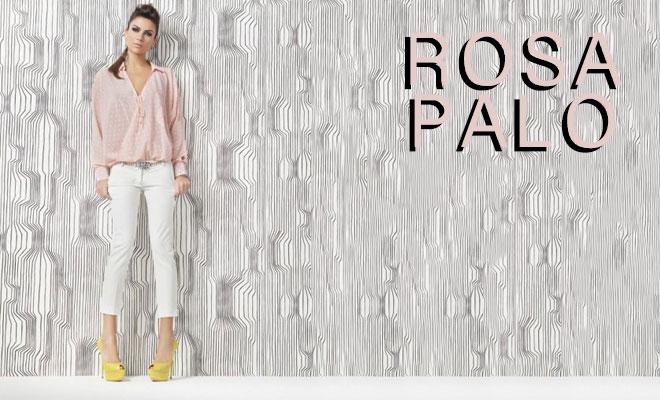 Viste el abril con rosa palo for Colores para combinar con rosa