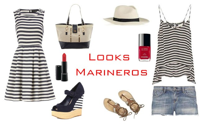 Looks marineros