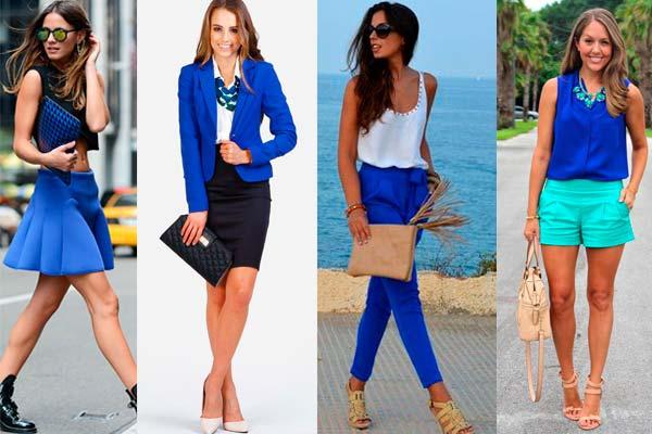 Combinar azules