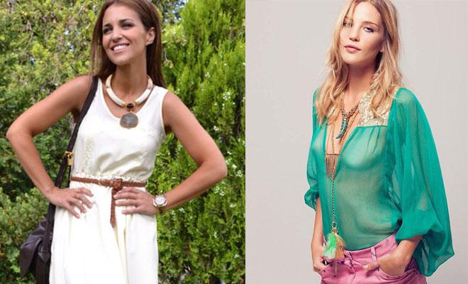 Collares tendencia primavera-verano 2015