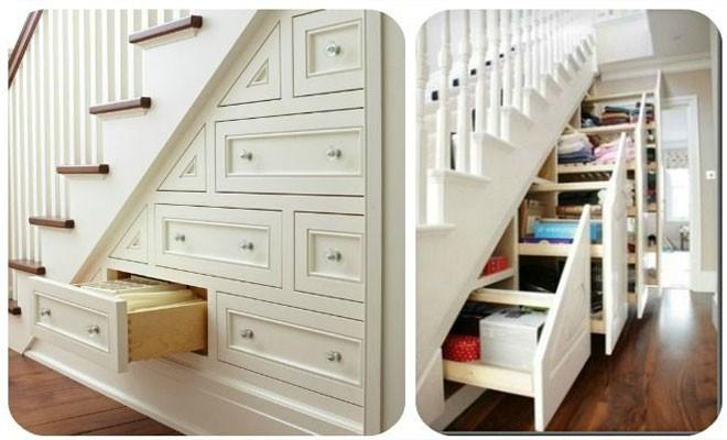 Vives en una casa con escaleras te gustar n estas ideas for Decoracion de apartamentos 2015