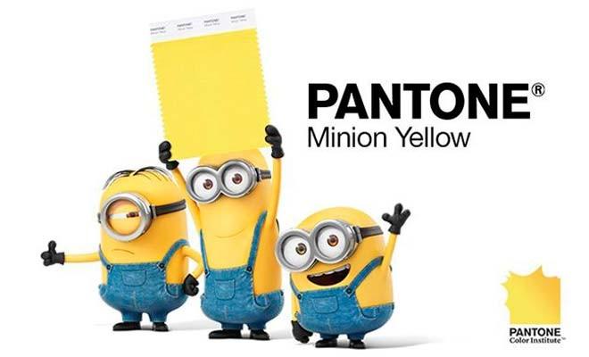 Looks Pantone Minion Yellow color de moda