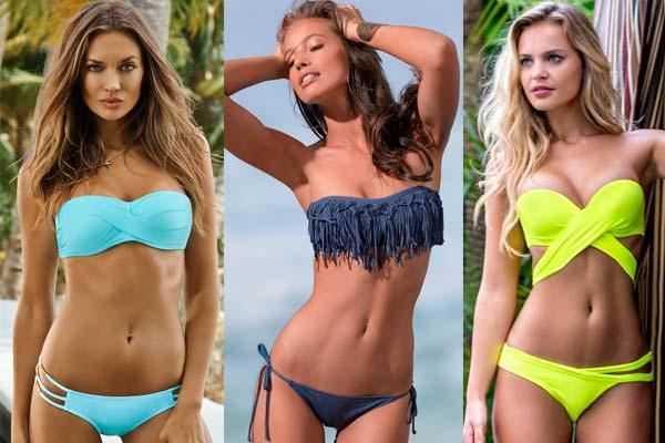Bikinis verano 2015