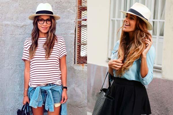 Sombreros para el verano: aprende a llevarlos