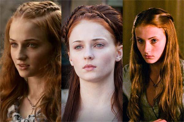Peinados tendencia- Juego de tronos